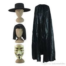 v for vendetta costume v for vendetta costume v for vendetta costume for men