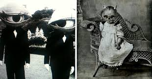 scary costumes 20 vintage costumes that are way creepier than what you