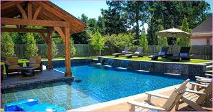 backyard swimming pool plans small design fiberglass pools ideas