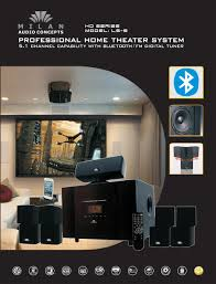 Simple Home Theater Design Concepts by Professional Home Theater System Excellent Home Design Classy
