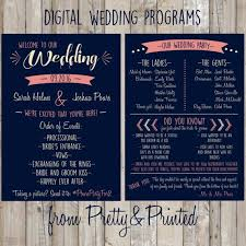 chalkboard program wedding free wedding program templates wedding program ideas