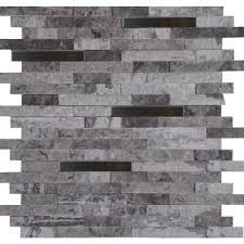 splashback tile big brick white carrera 12 in x 12 in x 8 mm