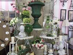 french country garden decor garden design