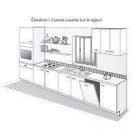plan implantation cuisine plan de cuisine les différents types kitchen cook kitchens and