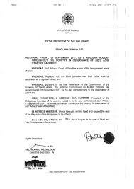it u0027s official palace declares sept 1 a regular holiday for eid u0027l
