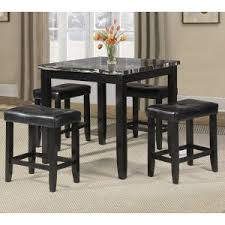 Dining Room Sets Contemporary by Contemporary U0026 Modern Dining Table Sets Hayneedle