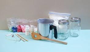 how to make diy jar candles