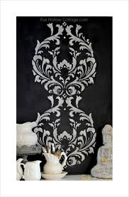 decorating elegant cutting edge stencils wall decor with exciting