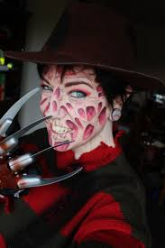 Diy Halloween Makeup Ideas Best 25 Freddy Krueger Costume Ideas On Pinterest Freddy