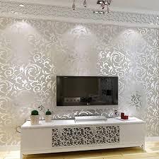 homdox wallpaper modern non woven 3d brick pattern wallpaper