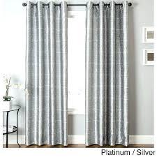 Grey Metallic Curtains Silver Metallic Curtains Fabric By The Metre Silver Metallic Sheer