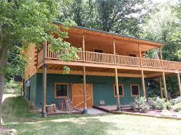 pet friendly log cabin on the shenandoah ri vrbo