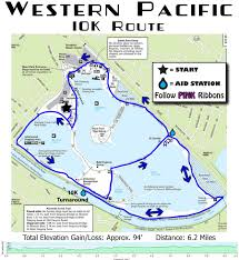 Boston Marathon Elevation Map by Race Info Western Pacific