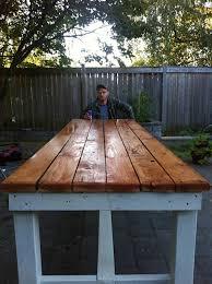 10 ft farmhouse table farmhouse table reclaimed lumber 2013 raecreation