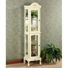 cheap curio cabinets for sale furniture small white curio cabinets wonderful white curio