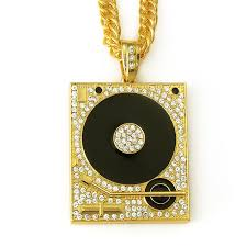 hip hop necklace images Wholesale new arrival hip hop necklace chain hiphop bar dj box jpg