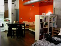 small studio apartment ideas hanging pendant lamps is small