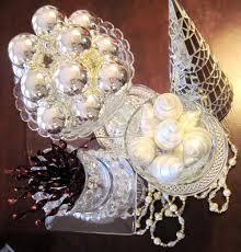 decorating ideas beautiful white christmas and white wedding table