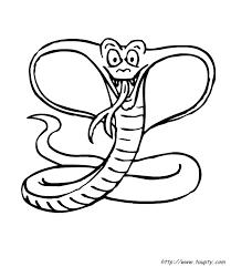 serpent coloriages de serpents a imprimer toupty com