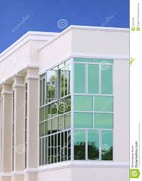 simple modern stylish building royalty free stock image image