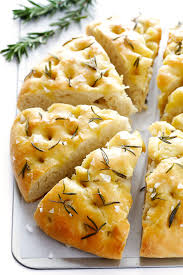 Rosemary Garlic Bread Machine Recipe This Delicious Rosemary Focaccia Bread Is Super Easy To Make And
