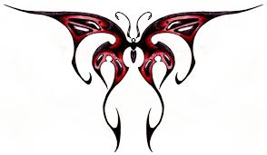 tribal butterfly 02 by ashes360 on deviantart