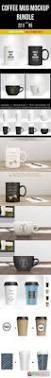 coffee mug mockup bundle 706765 free download photoshop vector