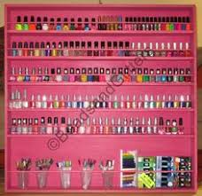 re purposed spice rack diy nail polish rack new uses for old