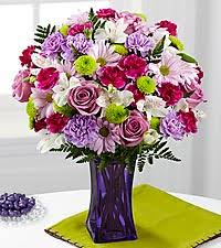 Flowers Delivered With Vase Ftd Flower Arrangements Send Flowers From Local Ftd Florists