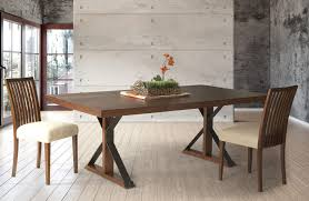 Rustic Dining Room Ideas Furniture Cozy Ambrose Dining Table By Saloom Furniture With