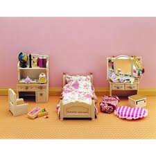 set chambre sylvanian families 2960 set chambre fille achat vente