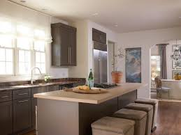 fascinating best color to paint kitchen with oak cabinets
