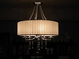 Costco Lighting Chandeliers Function Drum Shade Chandelier Home Lighting For Costco
