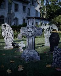 make your home the spookiest one on the block with a creepy