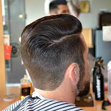 pictures of hairstyle neck line the best neckline haircuts blocked rounded tapered men s