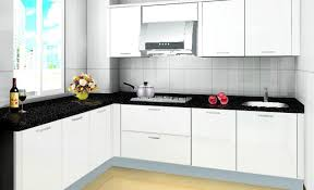 Classic White Kitchen Cabinets White Kitchen Cabinets Dark Floors Brown Wooden Floor Grey Granite