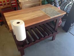 outdoor cooking prep table outdoor bbq prep table projects i have completed pinterest