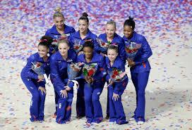 Wildfire Gymnastics Tustin Ca by Aly Raisman Simone Biles Lead U S Olympic Gymnastics Squad