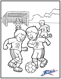 Soccer Coloring Page 319486 Soccer Coloring Page