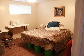 new tufted headboard for master bedroom