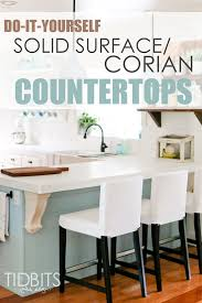 Buy Corian Online Diy Solid Surface Corian Countertops Tidbits