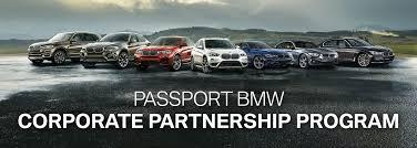 bmw car program corporate purchase program