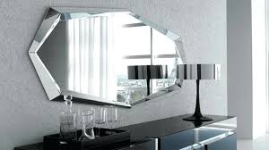 wall ideas large round contemporary mirrors best home magazine