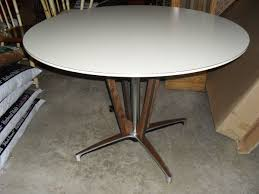 85 vintage chromcraft mid century modern dining table kitchen