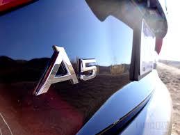 2013 audi a5 review