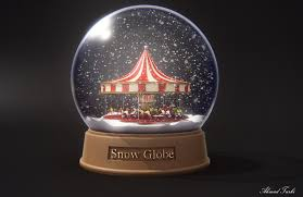 learn how to easily make your own snow globe