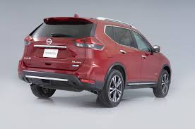 nissan kicks 2017 red nissan facelifts rogue for my 2017 hybrid variant added to the