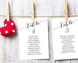 Table Card Template by 71 Best Table Number U0026 Seating Card Templates Images On Pinterest