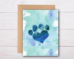sympathy cards for pets dog sympathy card etsy