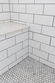 Floor Tile Designs For Bathrooms Best 25 Subway Tile Bathrooms Ideas Only On Pinterest Tiled